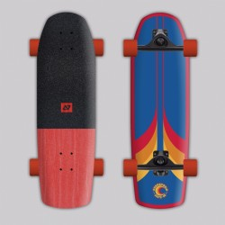 HY - SURF 70'S SURF SKATE - BLUE