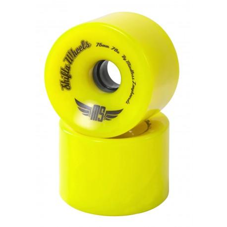 Mindless - Shifta Wheels - Yellow