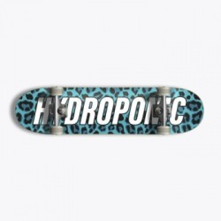 """LEOPARD CO 03 Turquoise 7,875"""" complete Hydroponic"""