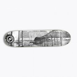 "SPOT SERIES 03  Sans 8"" deck Hydroponic"