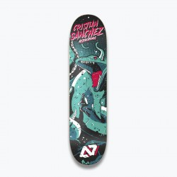 "Sea Monster 02 Cristian Sánchez 8"" deck Hydroponic"