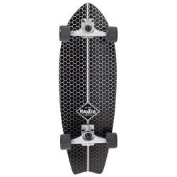 Mindless Surf Skate Fish Tail Black